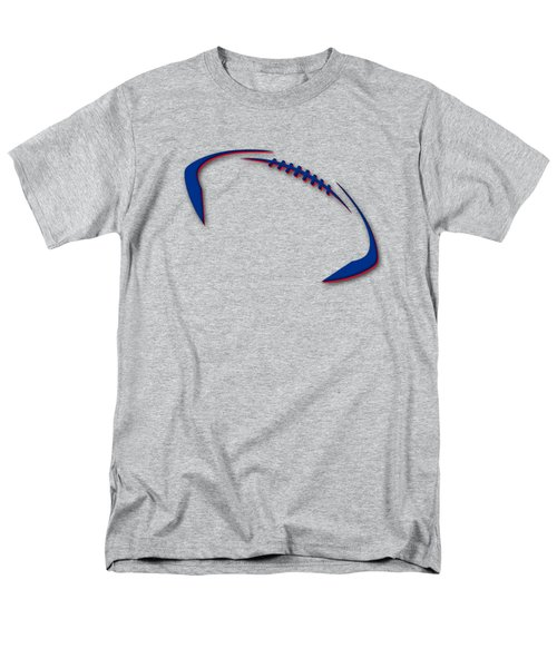 Buffalo Bills Football Shirt Men's T-Shirt  (Regular Fit) by Joe Hamilton