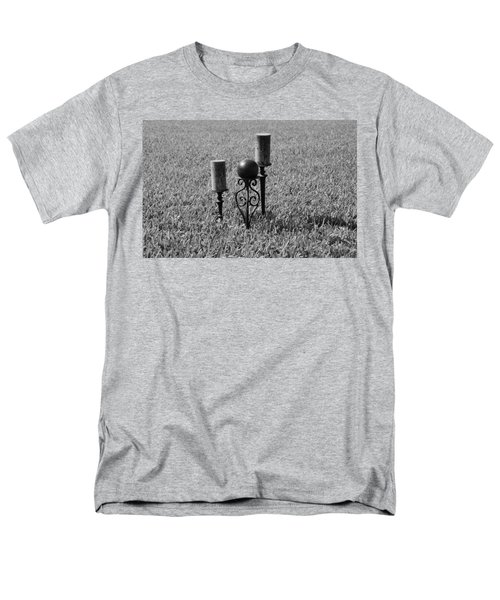 CANDLES IN GRASS T-Shirt by ROB HANS