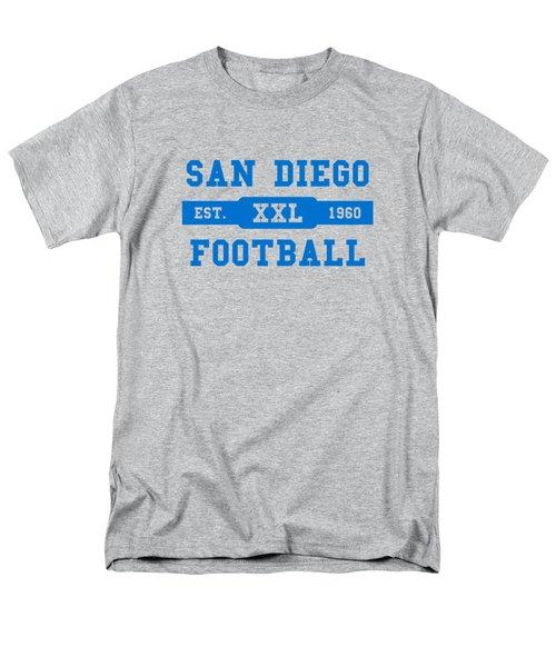 Chargers Retro Shirt Men's T-Shirt  (Regular Fit) by Joe Hamilton