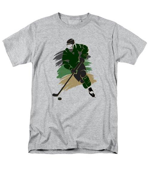 Dallas Stars Player Shirt Men's T-Shirt  (Regular Fit) by Joe Hamilton