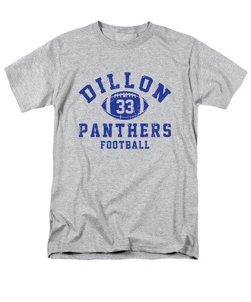 Dillon Panthers Football 2 Men's T-Shirt  (Regular Fit) by Pendi Kere