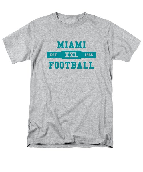Dolphins Retro Shirt Men's T-Shirt  (Regular Fit) by Joe Hamilton