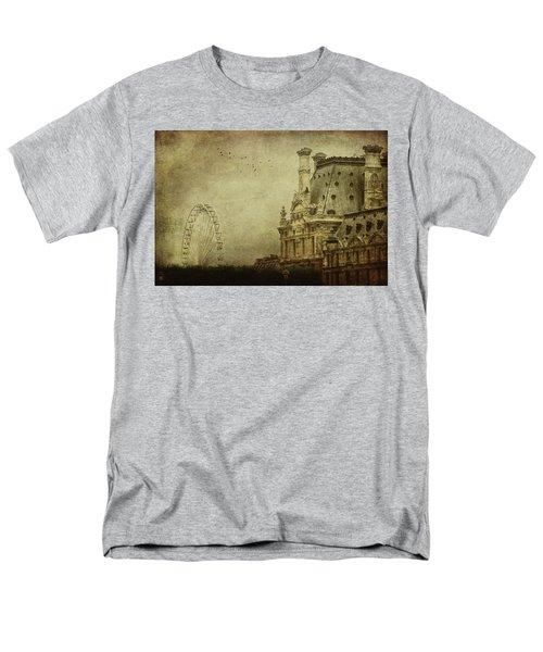 Fairground Men's T-Shirt  (Regular Fit) by Andrew Paranavitana