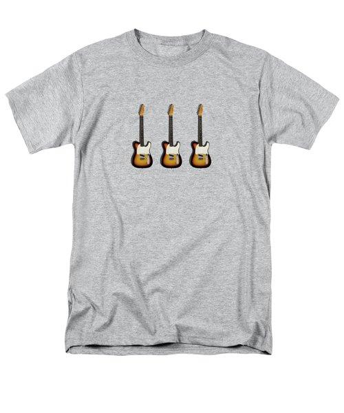 Fender Esquire 59 Men's T-Shirt  (Regular Fit) by Mark Rogan