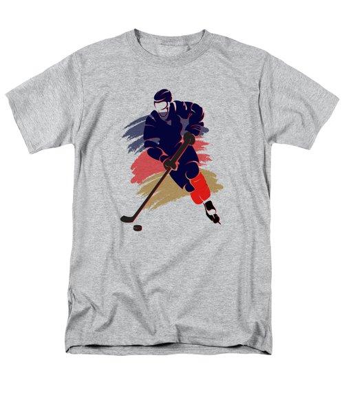 Florida Panthers Player Shirt Men's T-Shirt  (Regular Fit) by Joe Hamilton