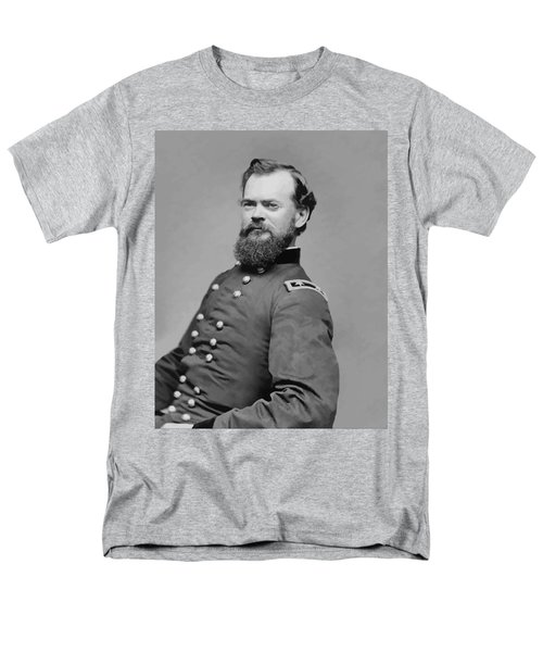 General James McPherson  T-Shirt by War Is Hell Store