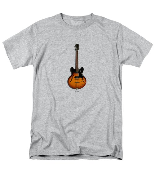 Gibson Semi Hollow Es330 Men's T-Shirt  (Regular Fit) by Mark Rogan