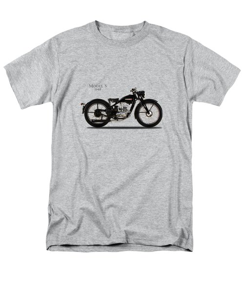 Harley-davidson Model S Men's T-Shirt  (Regular Fit) by Mark Rogan