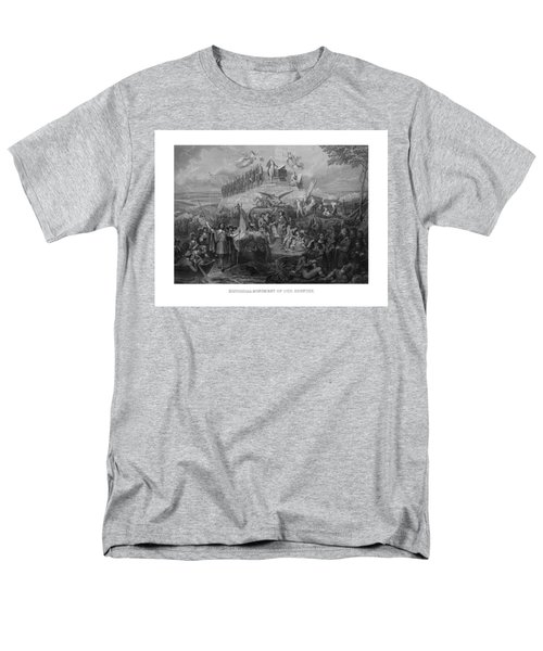 Historical Monument Of Our Country T-Shirt by War Is Hell Store