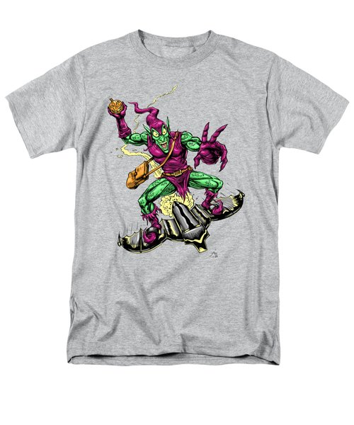 In Green Pursuit Men's T-Shirt  (Regular Fit) by John Ashton Golden