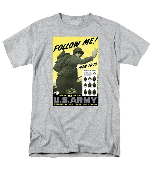 Join The US Army  T-Shirt by War Is Hell Store