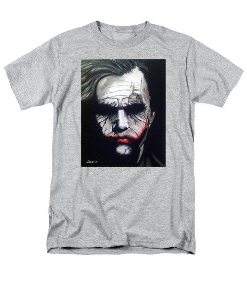 Joker Men's T-Shirt  (Regular Fit) by John Svedese