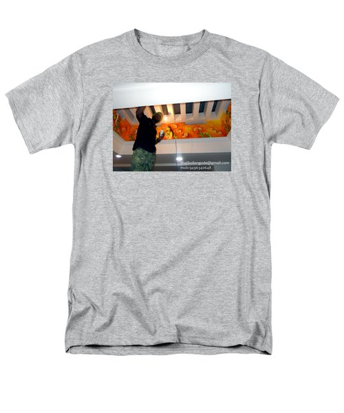 Kerala mural t shirts for sale for Ananthasayanam mural painting