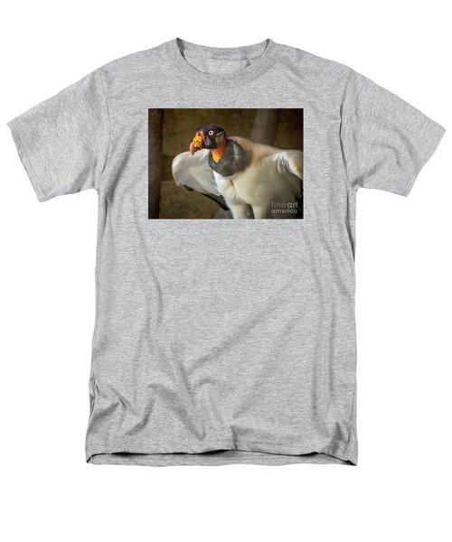 King Vulture Men's T-Shirt  (Regular Fit) by Jamie Pham