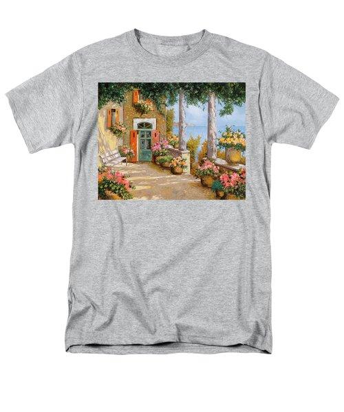 le colonne sulla terrazza T-Shirt by Guido Borelli