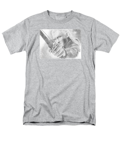 Legolas Greenleaf Men's T-Shirt  (Regular Fit) by Bitten Kari