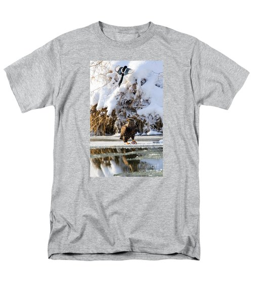 Lookout Above Men's T-Shirt  (Regular Fit) by Mike Dawson