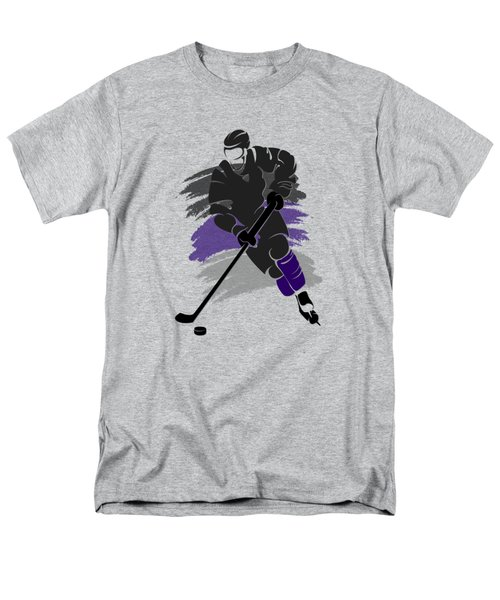 Los Angeles Kings Player Shirt Men's T-Shirt  (Regular Fit) by Joe Hamilton