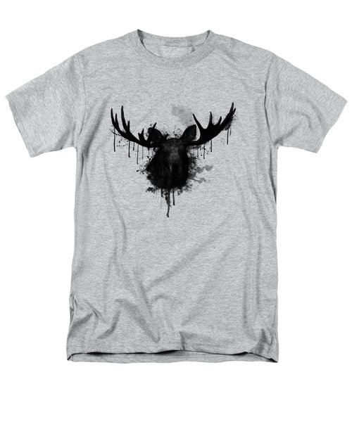 Moose Men's T-Shirt  (Regular Fit) by Nicklas Gustafsson