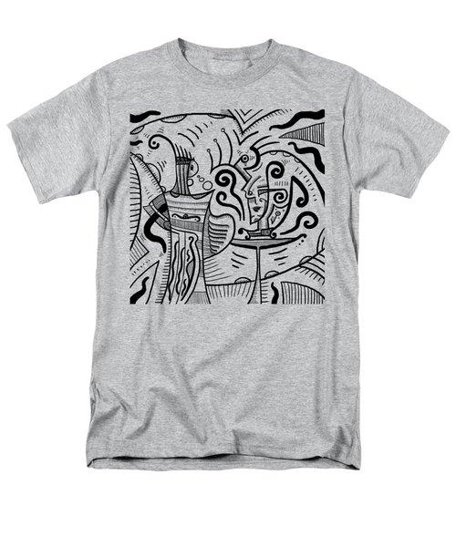 Mystical Powers Men's T-Shirt  (Regular Fit) by Erki Schotter