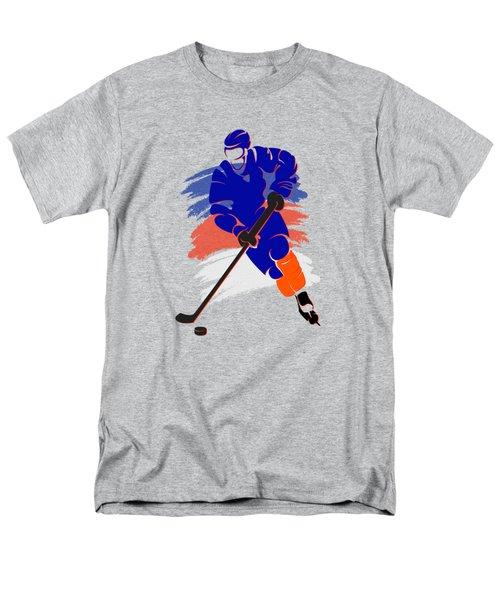 New York Islanders Player Shirt Men's T-Shirt  (Regular Fit) by Joe Hamilton