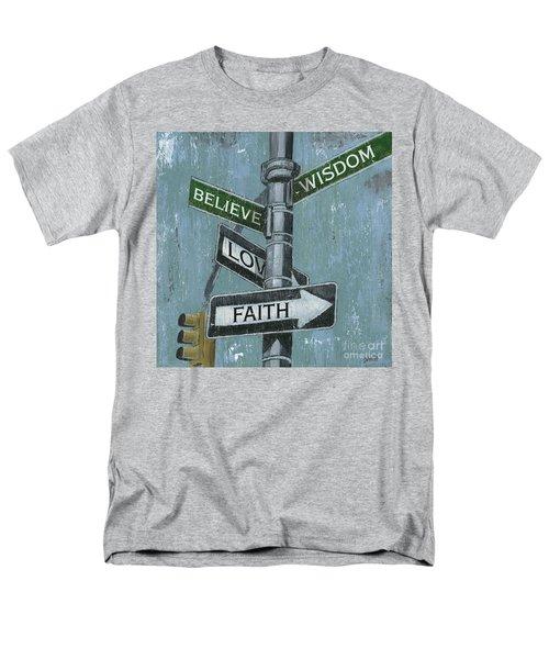 NYC Inspiration 2 T-Shirt by Debbie DeWitt