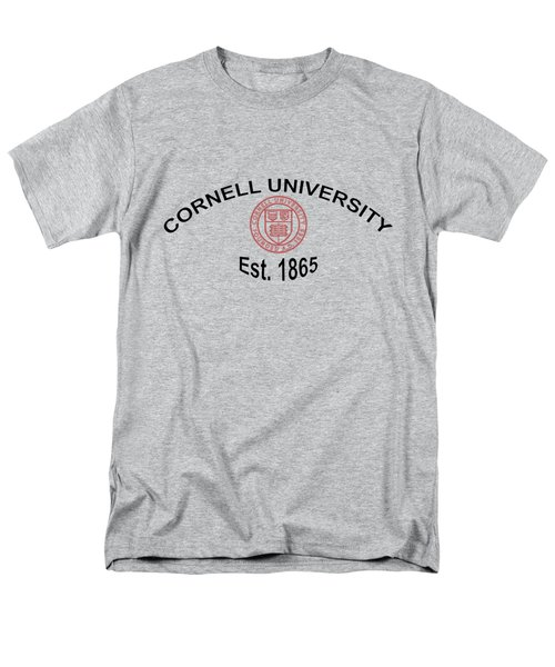 ornell University Est 1865 Men's T-Shirt  (Regular Fit) by Movie Poster Prints