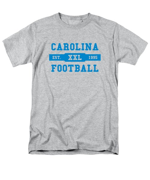 Panthers Retro Shirt Men's T-Shirt  (Regular Fit) by Joe Hamilton