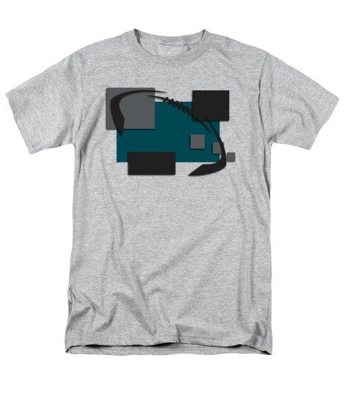Philadelphia Eagles Abstract Shirt Men's T-Shirt  (Regular Fit) by Joe Hamilton