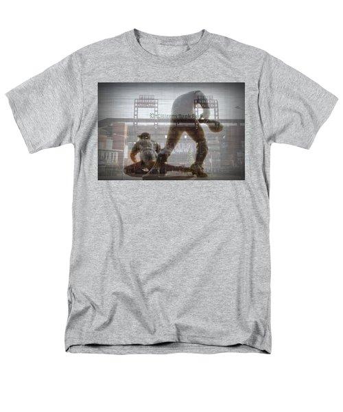 Philadelphia Phillies - Citizens Bank Park T-Shirt by Bill Cannon