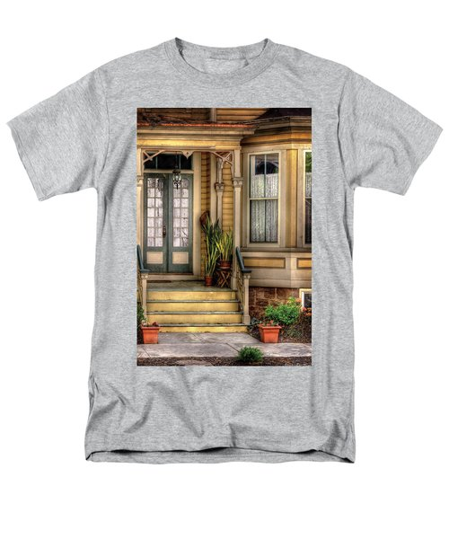 Porch - House 109 T-Shirt by Mike Savad