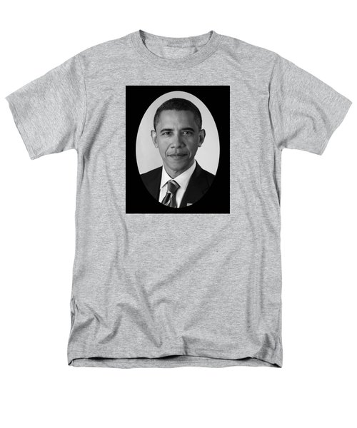 President Barack Obama Men's T-Shirt  (Regular Fit) by War Is Hell Store