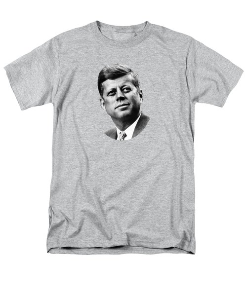 President Kennedy Men's T-Shirt  (Regular Fit) by War Is Hell Store