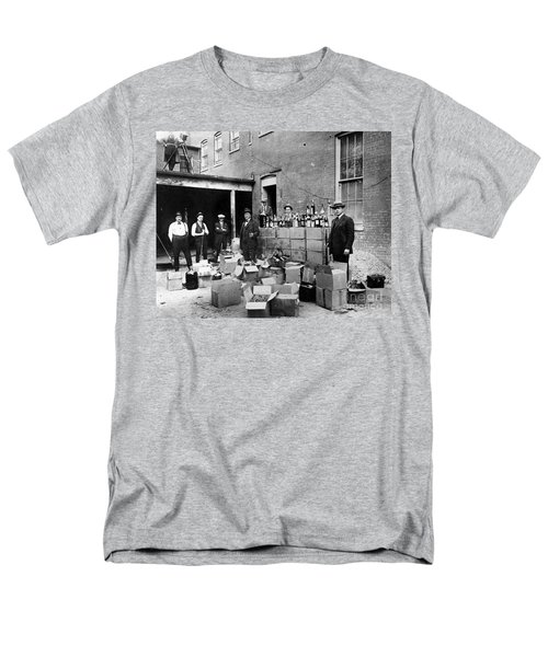 Prohibition, 1922 Men's T-Shirt  (Regular Fit) by Granger