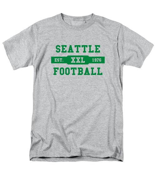 Seahawks Retro Shirt Men's T-Shirt  (Regular Fit) by Joe Hamilton