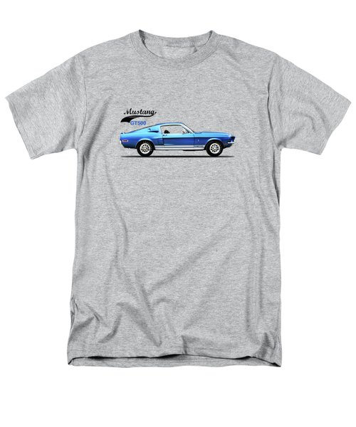 Shelby Mustang Gt500 1968 Men's T-Shirt  (Regular Fit) by Mark Rogan