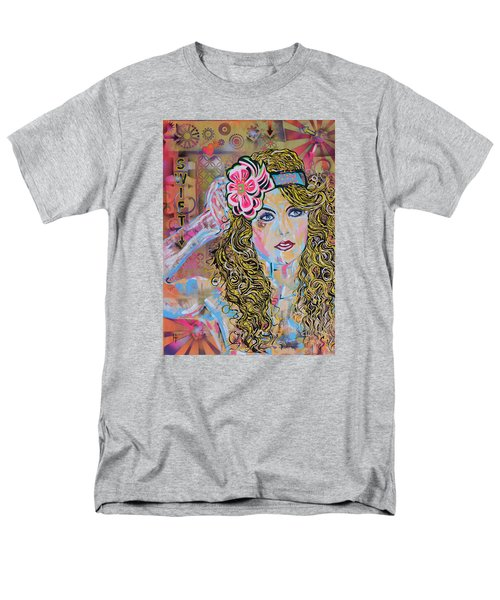 Swift Men's T-Shirt  (Regular Fit) by Heather Wilkerson