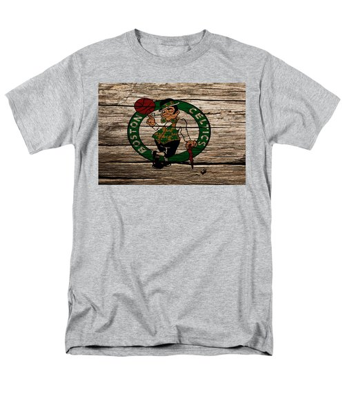 The Boston Celtics W1 Men's T-Shirt  (Regular Fit) by Brian Reaves