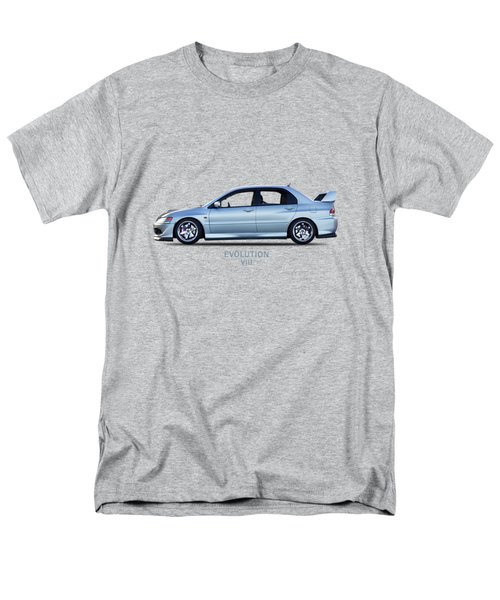 The Lancer Evolution Viii Men's T-Shirt  (Regular Fit) by Mark Rogan