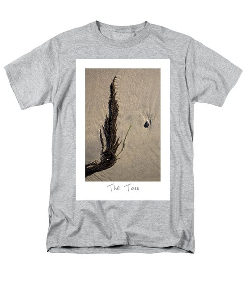 The Toss T-Shirt by Peter Tellone