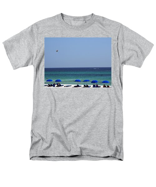 The White Panama City Beach - before the Oil Spill T-Shirt by Susanne Van Hulst