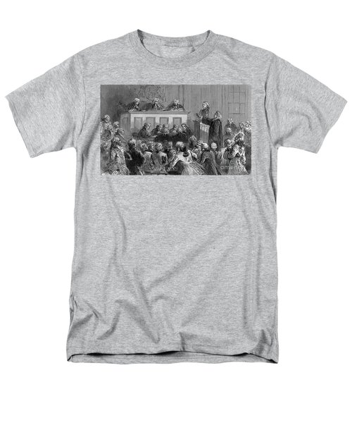 The Zenger Case, 1735 T-Shirt by Photo Researchers