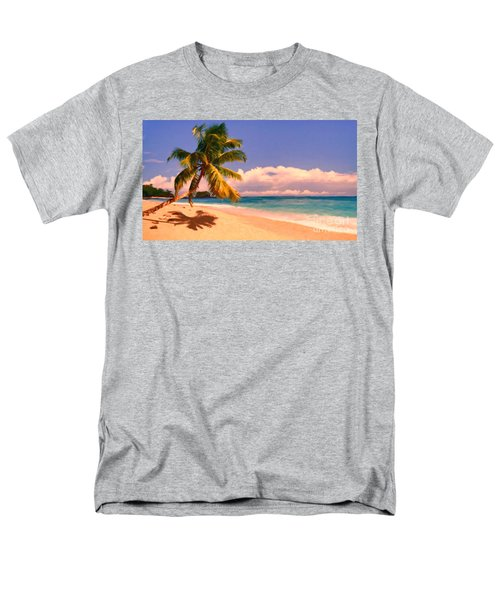 Tropical Island 6 - Painterly T-Shirt by Wingsdomain Art and Photography