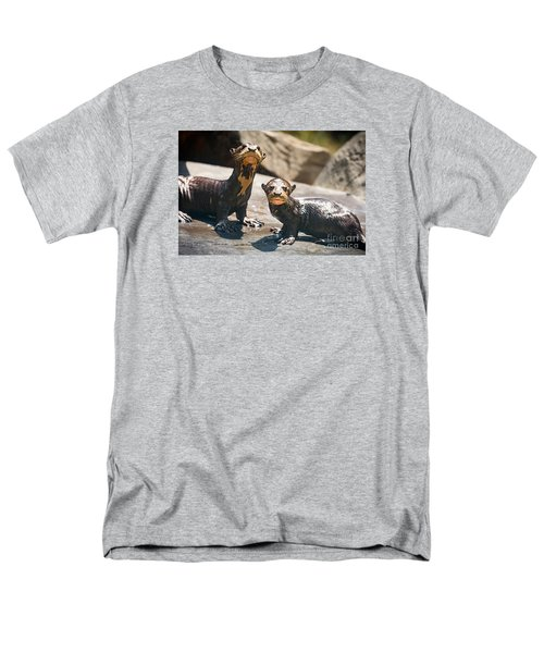 Twins Men's T-Shirt  (Regular Fit) by Jamie Pham