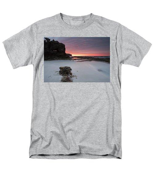Window On Dawn Men's T-Shirt  (Regular Fit) by Mike  Dawson