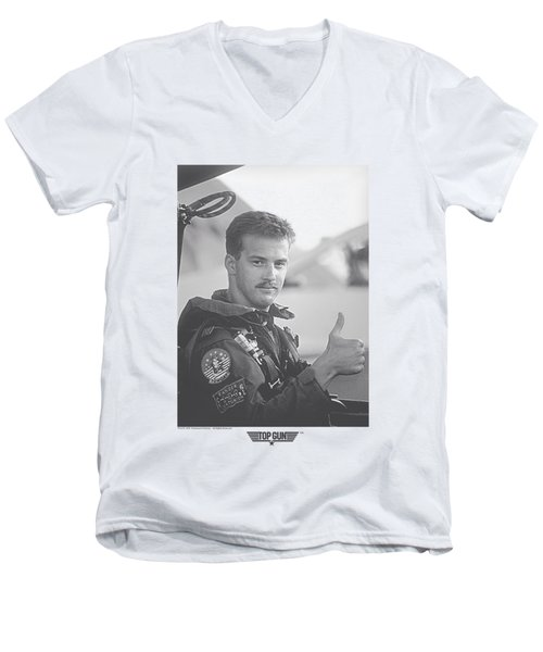 Top Gun - My Wingman Men's V-Neck T-Shirt by Brand A