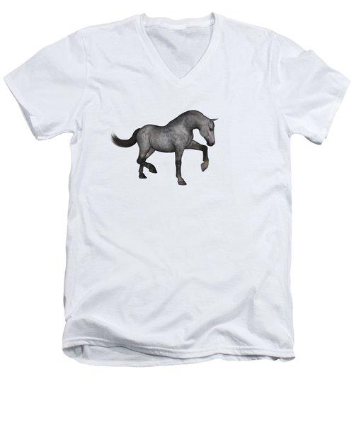 Oz Men's V-Neck T-Shirt by Betsy Knapp