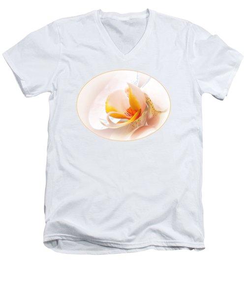 Perfection Men's V-Neck T-Shirt by Gill Billington