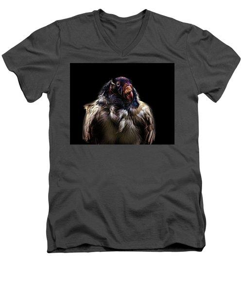 Bad Birdy Men's V-Neck T-Shirt by Martin Newman
