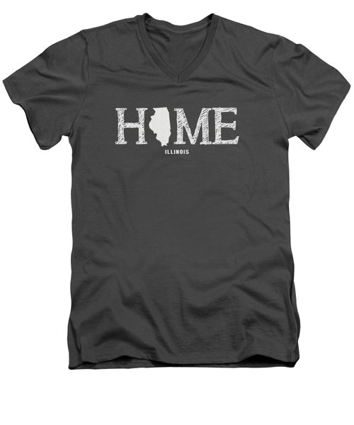Il Home Men's V-Neck T-Shirt by Nancy Ingersoll